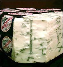 Packaged Gorgonzola