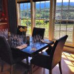 Arrowood Winery private tasting room April 2014