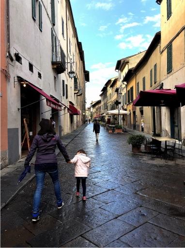 Via Matteotti Montalcino Italy web
