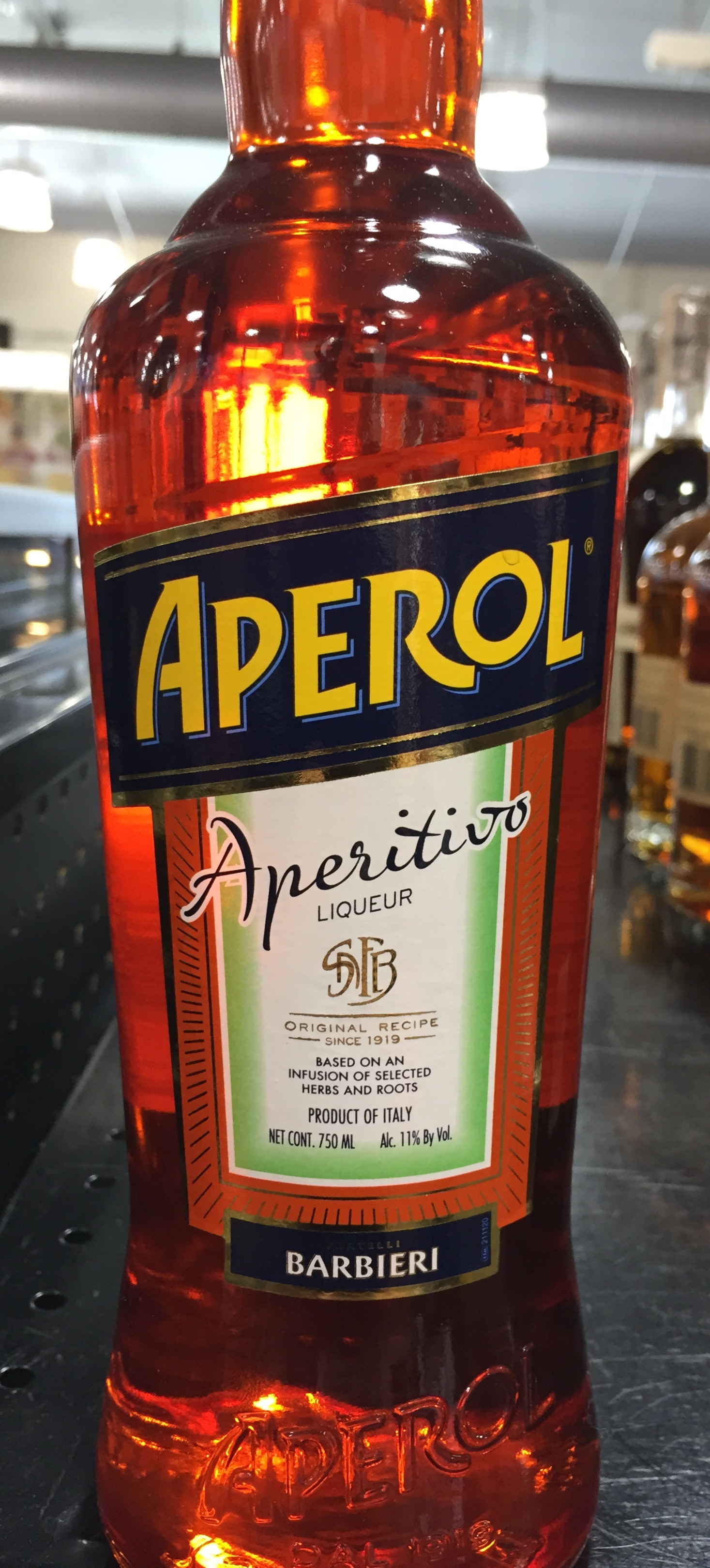 ... Italian Summer Refresher - The Aperol Spritz - Wine Adventure Journal