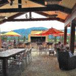 Round Pond Winery Tasting room terrace June 2014