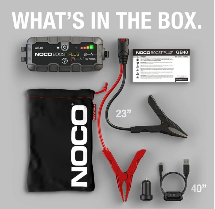 Noco Car Starter