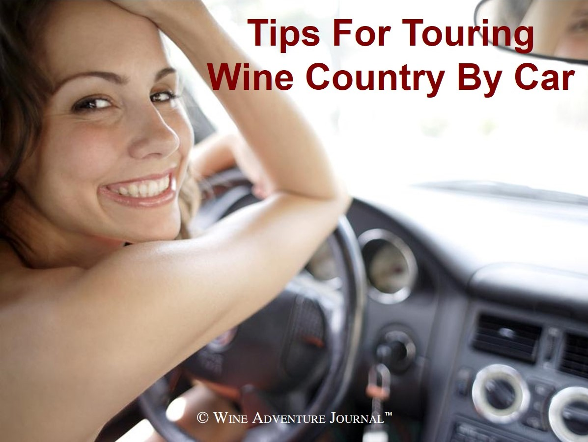 Tips For Touring Wine Country By Car 2