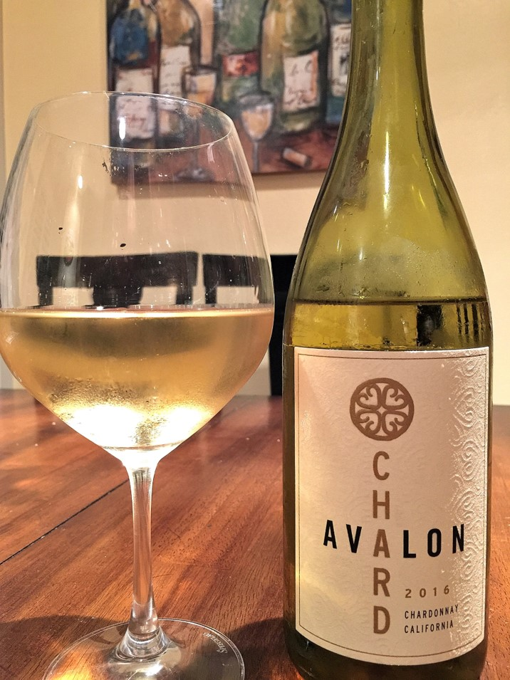Avalon Winery 2016 Chardonnay