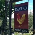 DaVero Tasting Room sign