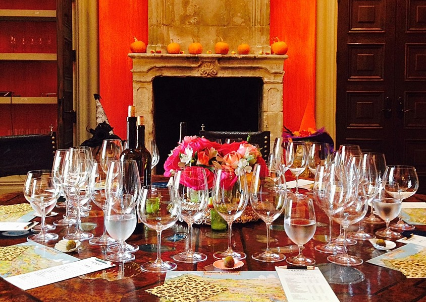 Swanson Vineyards - Napa Valley Winery Tasting Room