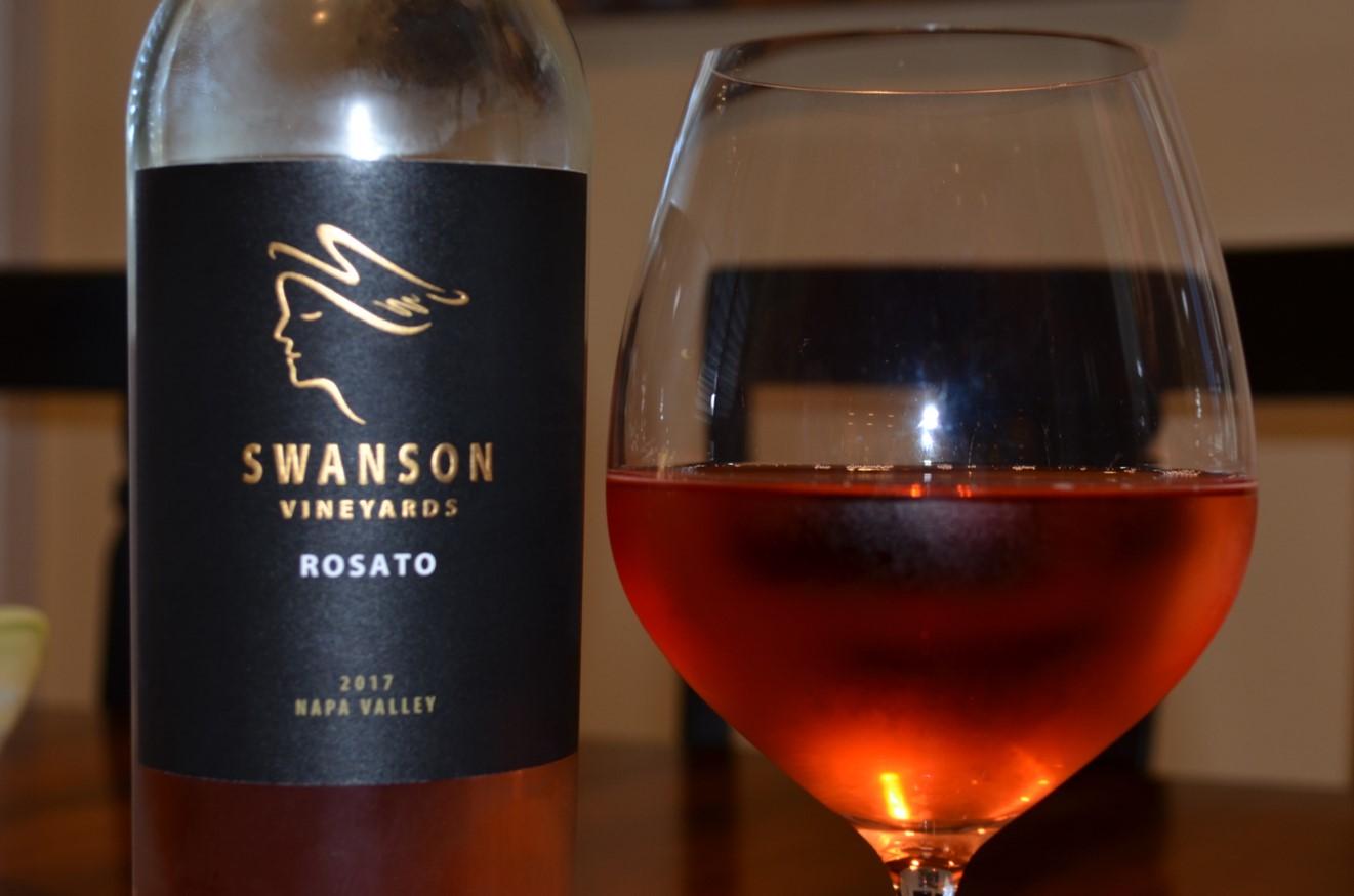Swanson Vineyards 2017 Rosato Napa Valley