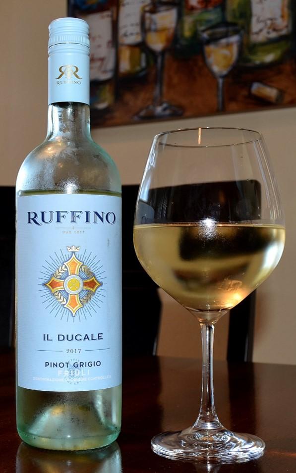 2017 Ruffino Il Ducale Pinot Grigio