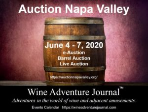 Auction Napa Valley 2020 @ Meadowood Napa Valley (resort)