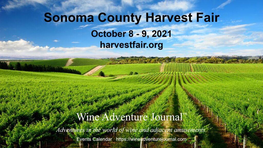 Sonoma County Harvest Fair 2021