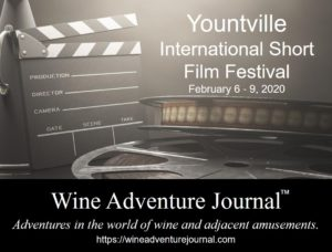 Yountville International Short Film Festival 2020 @ Various venues downtown