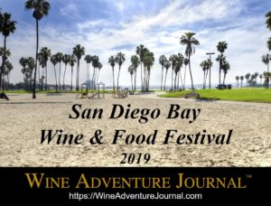 San Diego Bay Wine & Food Festival 2019 @ Embarcadero Marina Park North