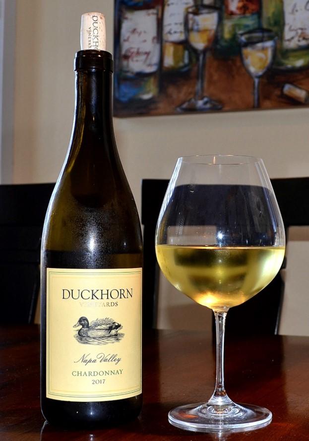 2017 Duckhorn Vineyards Napa Valley Chardonnay