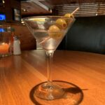 RD Kitchen Yountville martini