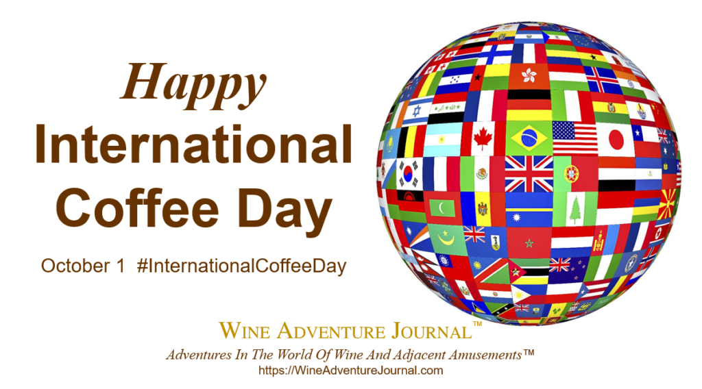International Coffee Day Oct1