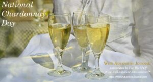 National Chardonnay Day @ United States