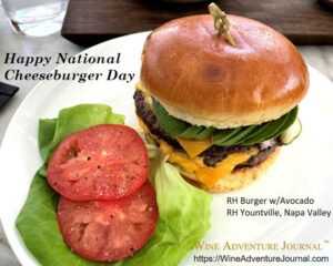 National Cheeseburger Day @ United States