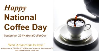 National Coffee Day Sep29
