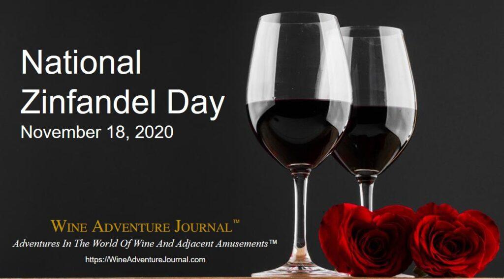 National Zinfandel Day 2020