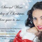 Second Wine Wednesday Of Christmas 2020