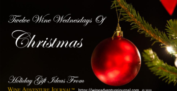Twelve Wine Wednesdays Of Christmas 2020
