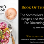 Boof Of The Month The Sommelier's Cookbook by Joanie Métivier