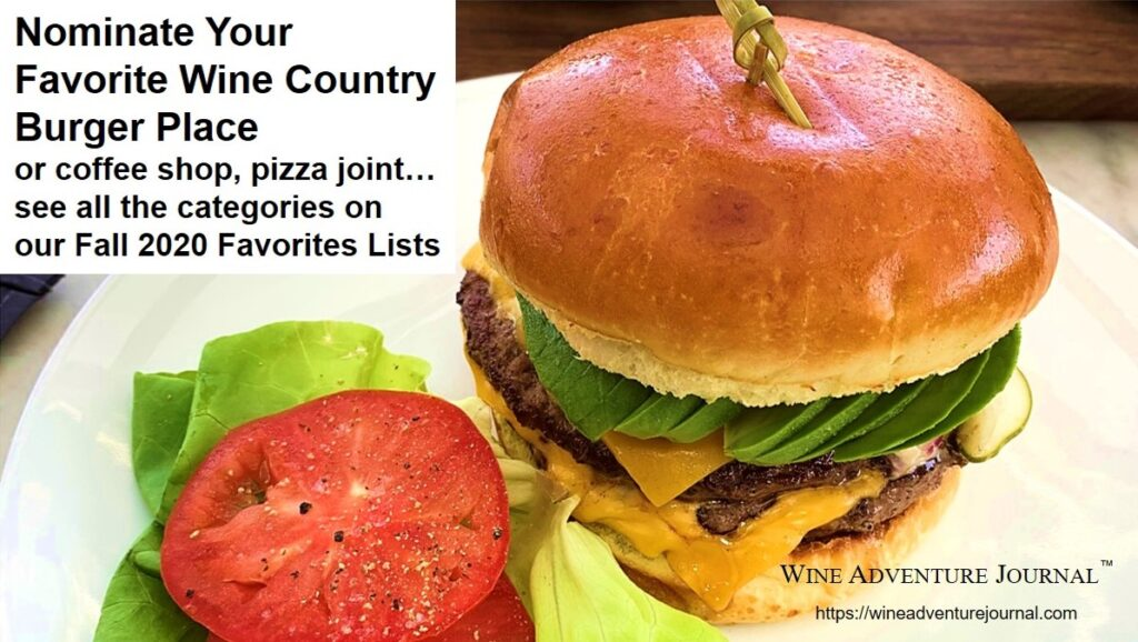 Favorite Wine Country Burger Place and more Fall 2020 10 09 916