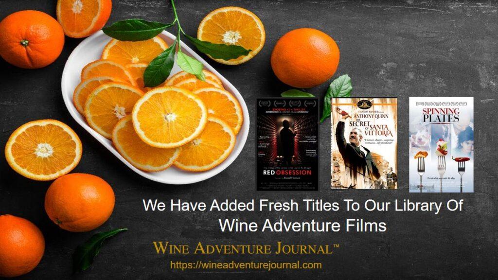 Fresh Titles Added Wine Adventure Films 2020 10 12 169
