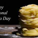 Happy National Pasta Day 2020