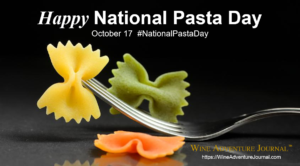 National Pasta Day @ USA
