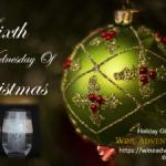 Sixth Wine Wednesday Of Christmas