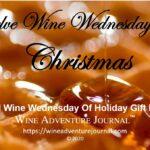Third Wine Wednesday Of Christmas 2020 43