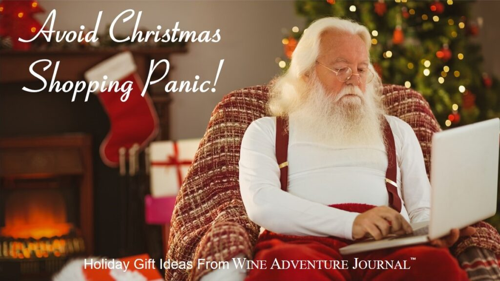 Avoid Christmas Shopping Panic with Twelve Wine Wednesdays Of Christmas