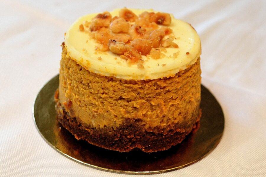 Sweetie Pies Napa Pumpkin Cheese Cake 2020 11 11