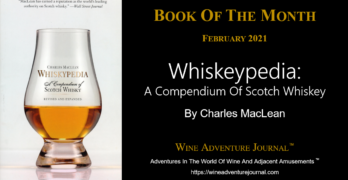 Book Of The Month Whiskeypedia by Charles MacLean