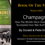 Book Of The Month Champagne by Donald and Petie Kladstrup