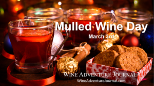 Mulled Wine Day @ International