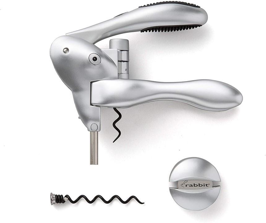 Rabbit Style Wine Bottle Corkscrew 2
