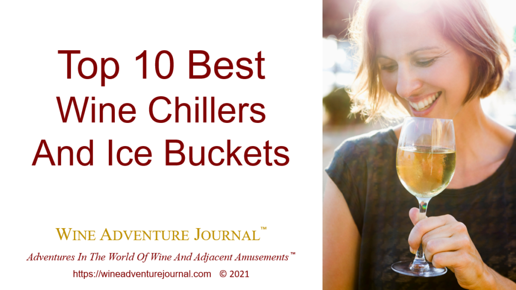 Top 10 Best Wine Chillers and Ice Buckets