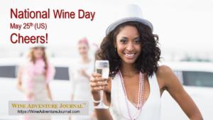 National Wine Day @ United States