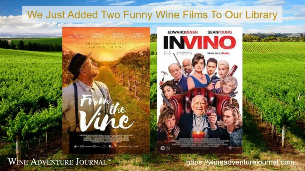 We Just Added Two Funny Wine Films 2021 05 19