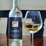 2019 Gamble Family Vineyards Yountville Sauvignon Blanc featured