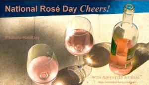 National Rosé Day @ USA