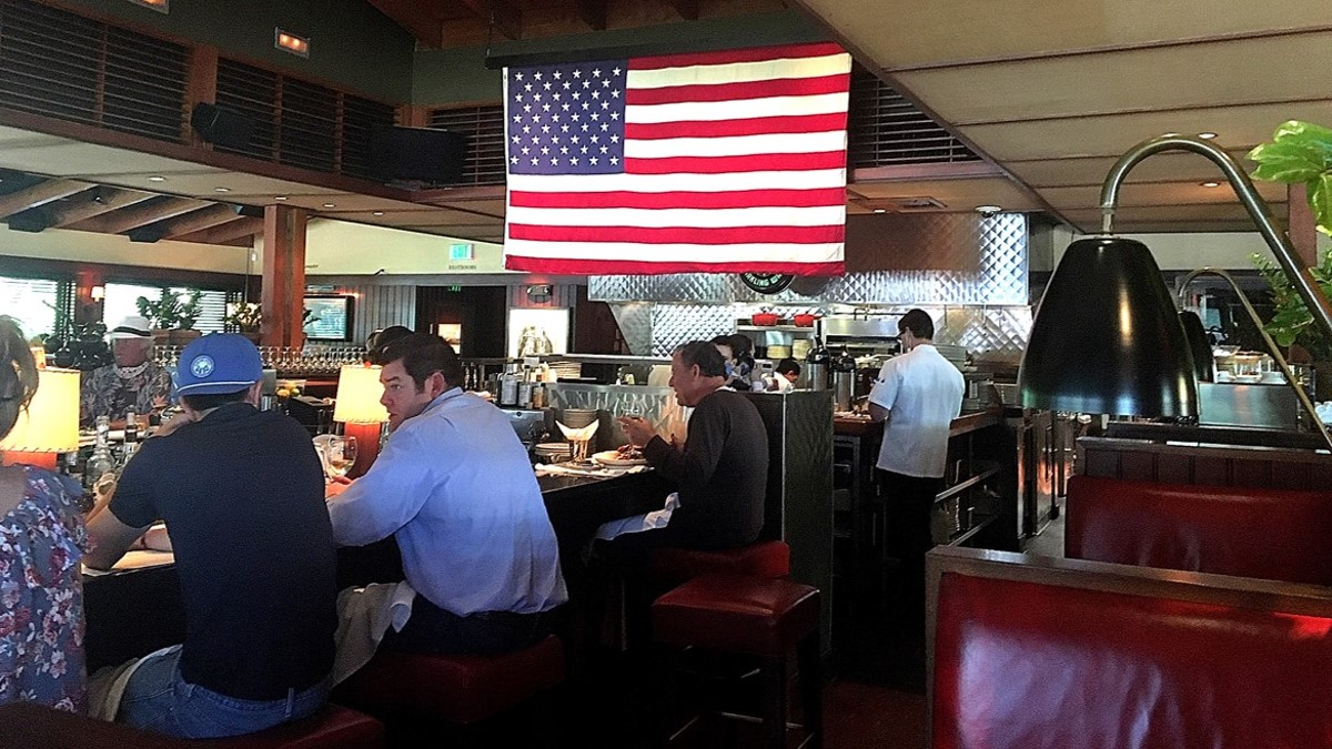 Rutherford Grill in Napa Valley