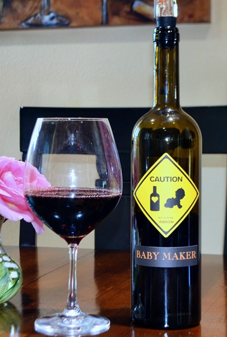 Vezer Family Vineyard Baby Maker Red Wine Blend