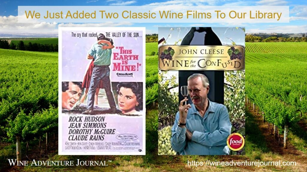 We Just Added Two Classic Wine Films 2021 06 07