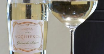 2020 Acquiesce Grenache Blanc featured