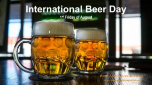 International Beer Day @ International