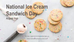 National Ice Cream Sandwich Day @ USA