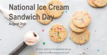 National Ice Cream Sandwich Day